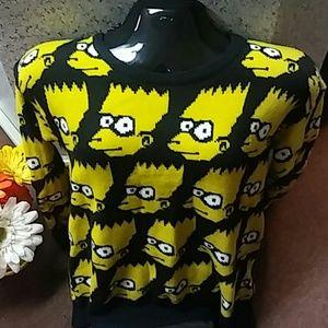 Bart Simpson sweater